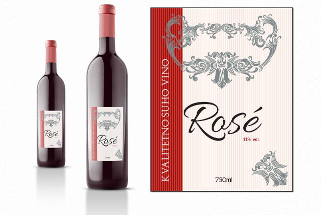 Etiketa za vino 4