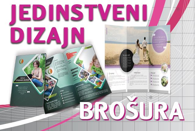 Brošura-Jedinstveni dizajn