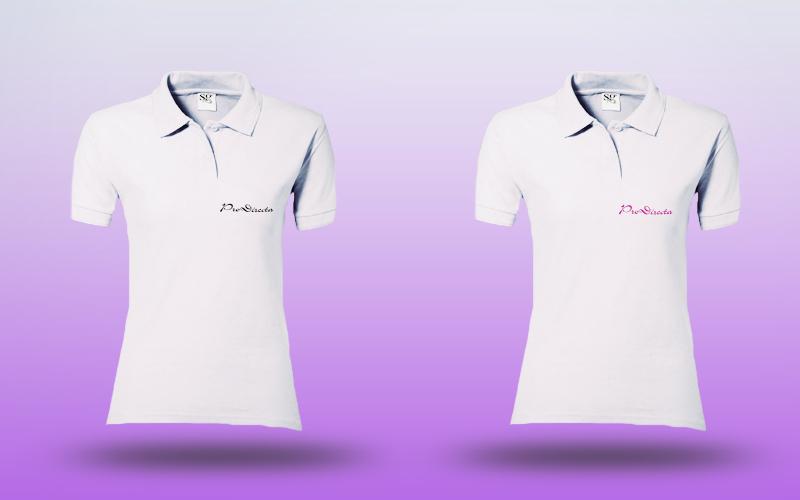 Majica Poly Ženska-Bijela