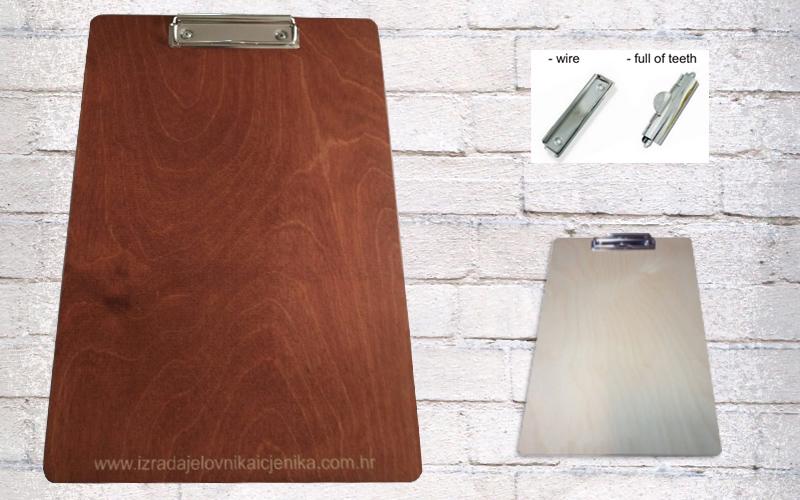 Drveni Clipboard 01 Standard